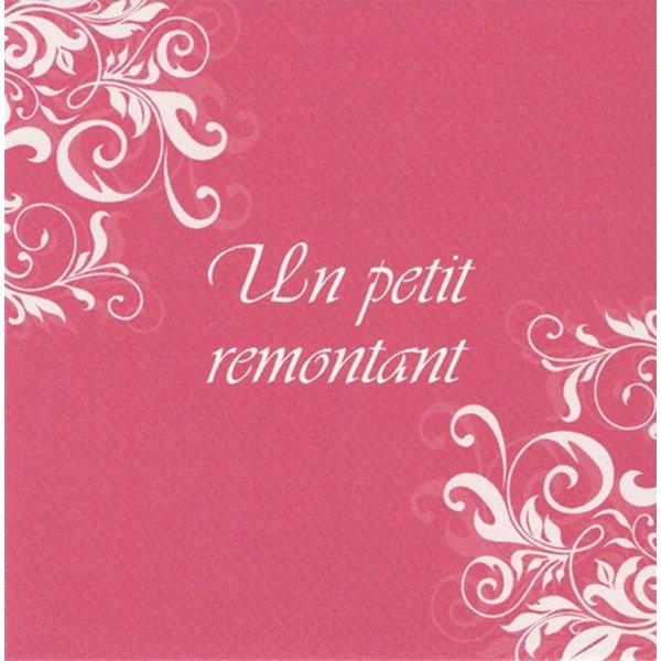 Grußkarte 'Un petit remontant'