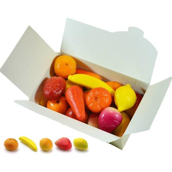 Leonidas Marsepein Fruitkorf 750 gram