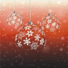Frohe Weihnachten (7x7cm)