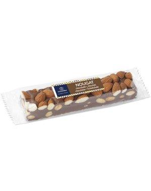 Leonidas Nougat - Chocolade 100g