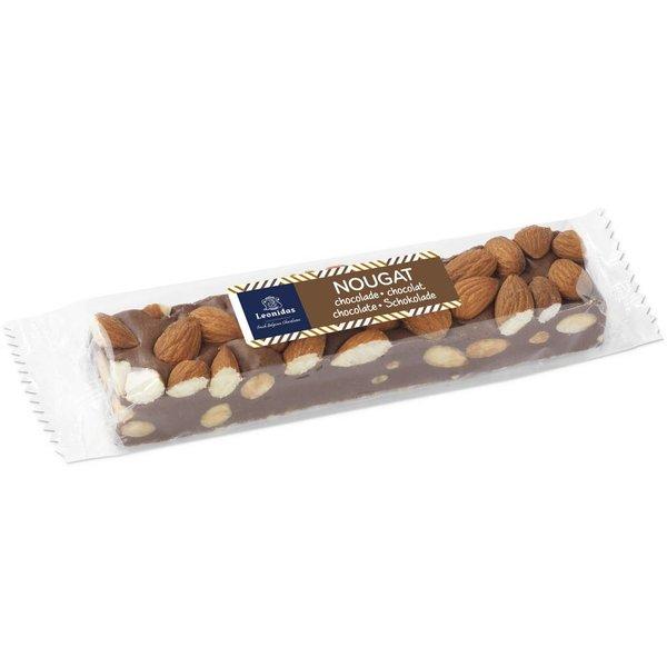 Leonidas Zartes Nougat mit Schokolade