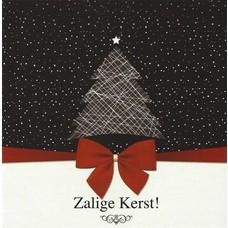 Zalige Kerst (7x7cm)