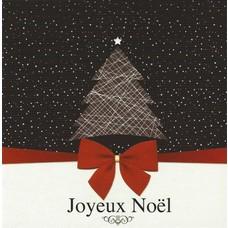 Joyeux Noël (7x7cm)