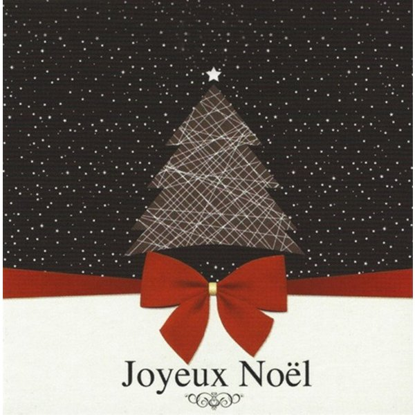 Greeting Card 'Joyeux Noël'