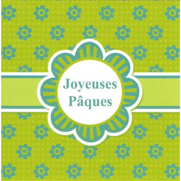 Greeting Card 'Joyeuses Pâques'