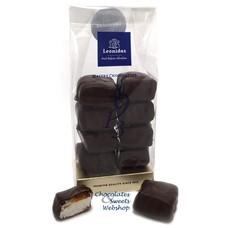 Leonidas Marshmallows Noir - Caramel Salé