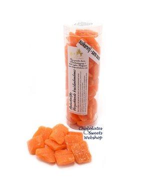 Bonbons aux herbes - Orange 200g (sans sucre)