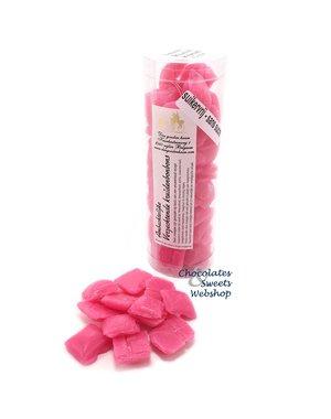 Kräuterbonbons - Rosen 200g (zuckerfrei)