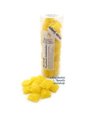 Bonbons aux herbes - Citron 200g (sans sucre)
