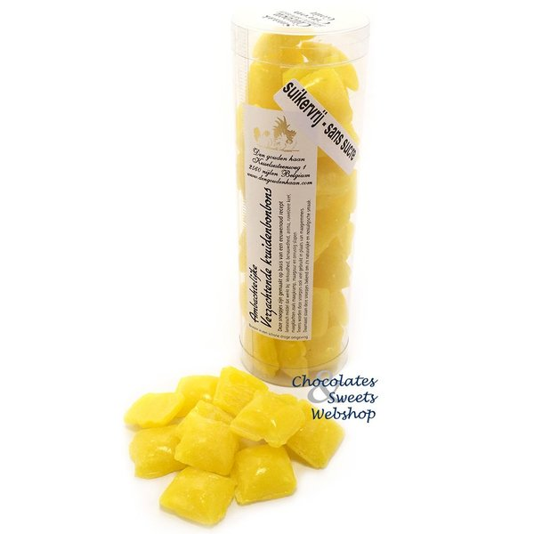 Bonbons aux herbes - Citron 200g