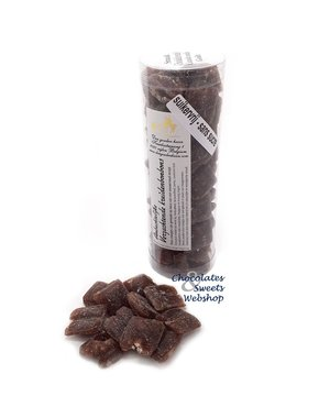 Kruidenbonbons - Chocolade kamille 200g (suikervrij)