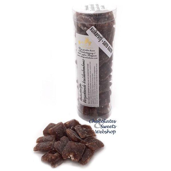 Kruidenbonbons - Chocolade kamille 200g