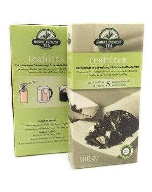 Paper tea filter (100x)
