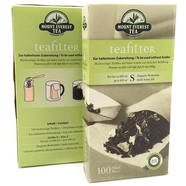 Filtre à thé Papier (100x)