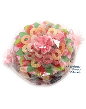 Süßigkeitentorte Sterre