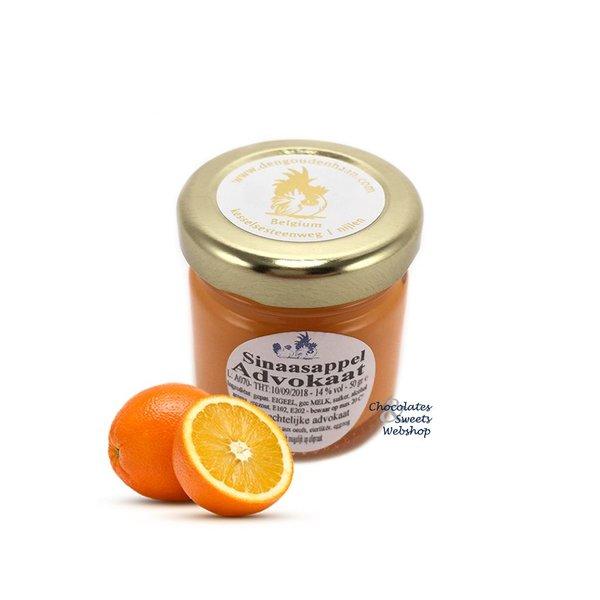 Eggnog Liqueur with Orange 45g