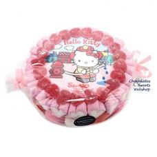 Snoeptaart Hello Kitty (S)