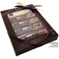 Leonidas Schokolade Riegeln 5-Pack