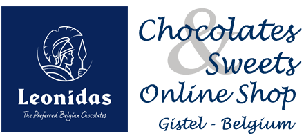 Leonidas Online Shop Gistel - Frische Belgische Pralinen & Delikatessen