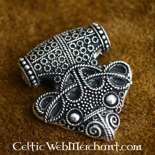 Luxurious Thor's hammer amulet Sigtuna