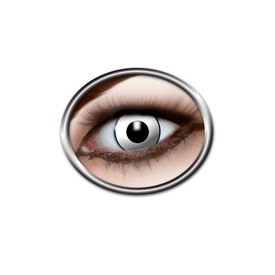 Epic Armoury Coloured contact lenses white