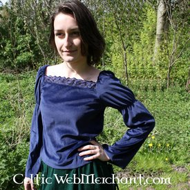 Top Hilde blue