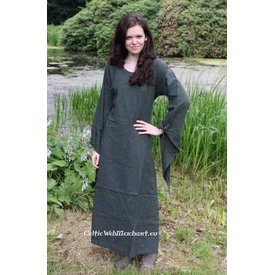 Dress Fand green
