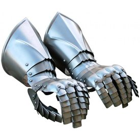 Gauntlets with lines