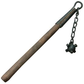 Fabri Armorum Flail with studded ball