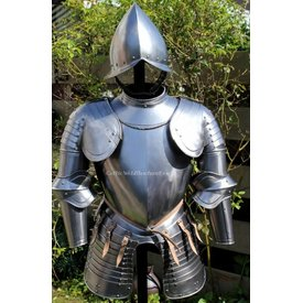 Footguard armour (Order of Malta)