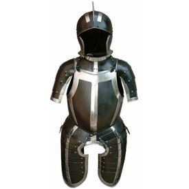 Half armour Eighty Years War