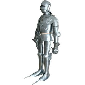 15th century suit of armour