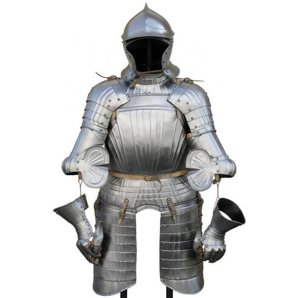 17th century half suit of armour