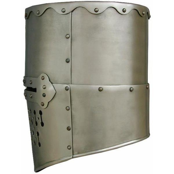 12th century great helmet Hospitaller