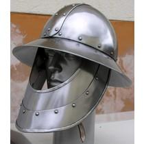 Bearded kettle hat