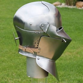 Italian closed helmet