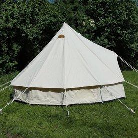 Sahara tent, diameter 4 m, 340 gsm