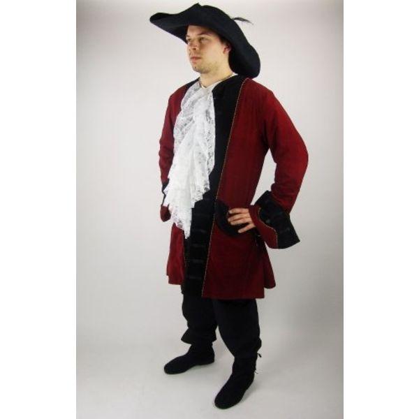 17th century pirate coat