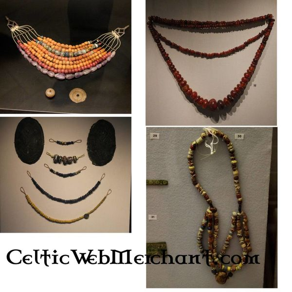 Amber necklace 70 cm