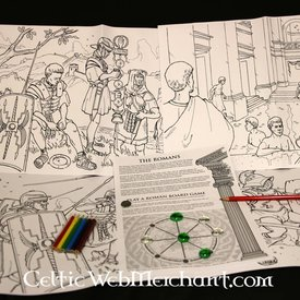 Colour- and activity set Roman
