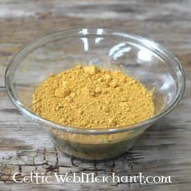 Pigment ochre yellow, JCLES 100 grams