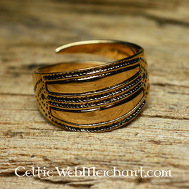 Birka ring bronze small