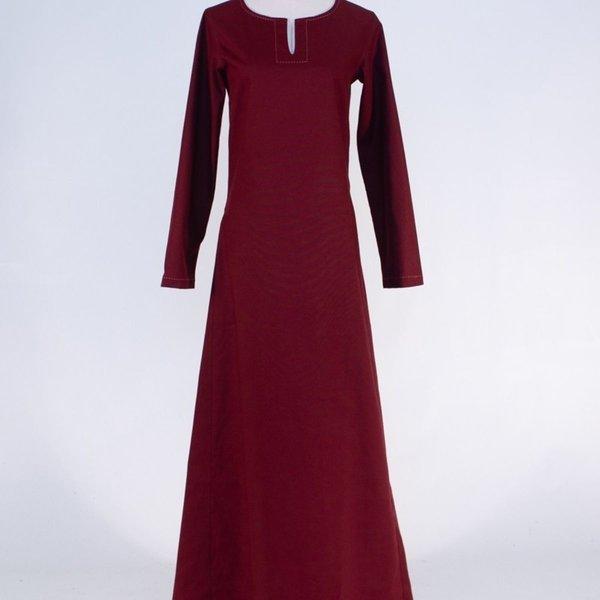 Burgschneider Dress Feme, burgundy