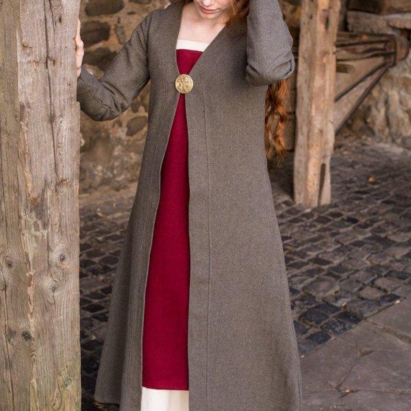 Burgschneider Birka cloak Siggi, olive grey