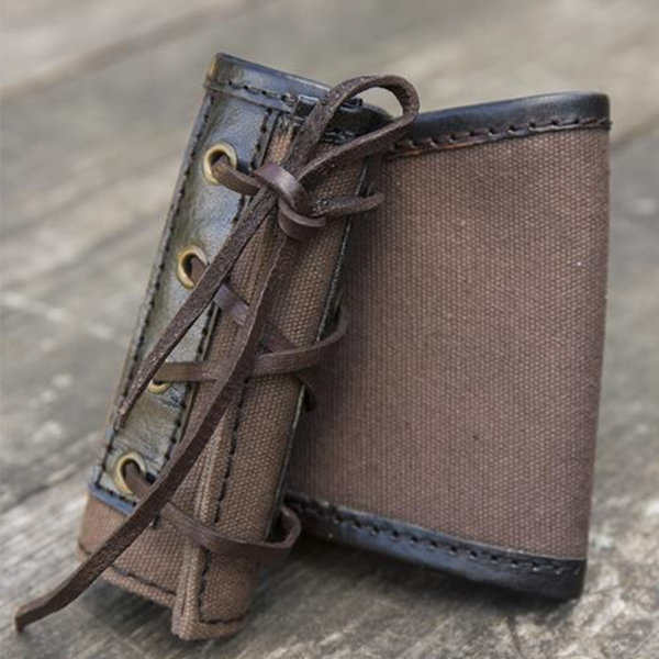 Epic Armoury RFB LARP sword holder, brown-black