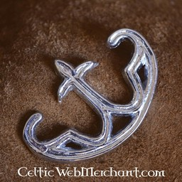 14th century fitting pewter