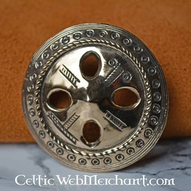 Vendel style fibula Gotland