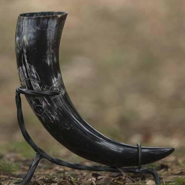 Epic Armoury Celtic drinking horn 0,5L, dark