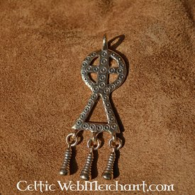 Celtic cross pendant Dürrnberg