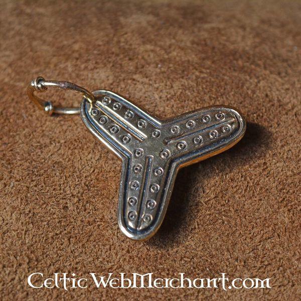 Trinity Viking brooch Birka